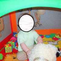 Манеж Baby Design Jungle фото