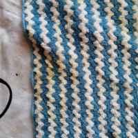 Кухонные полотенца с пятнами