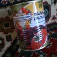 Фасоль BulgarConserv Красная консервированная фото