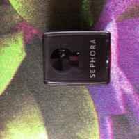 Точилка для косметичесих карандашей Sephora одинарная фото