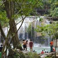 водопад Эраван, второй уровень