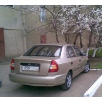 Hyundai Accent - 2005 фото