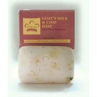 Мыло  Nubian Heritage Goat's Milk & Chai Soap фото