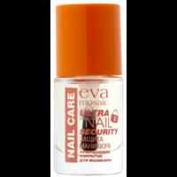 Защитное покрытие для ногтей Eva Mosaic Защищающее ULTRA NAIL SECURITY Защита маникюра фото