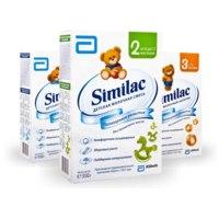 Детская молочная смесь Similac 2 фото