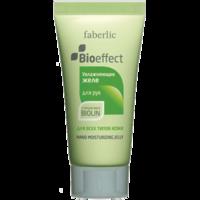 Крем для рук Faberlic Увлажняющее желе для рук с пребиотиком Biolin серии Bioeffect фото