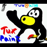 Компьютерная программа Tux Paint  фото