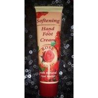Крем для рук и ног Bulfresh cosmetic Softening Hand & Foot Cream Rose Natural фото