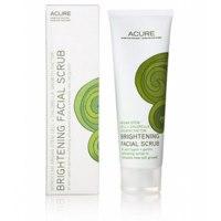 Скраб для лица Acure Organics Brightening Facial Scrub, 4 oz (120 ml) фото