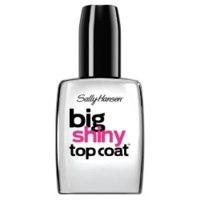 Лак для ногтей Sally Hansen Big shiny top coat фото