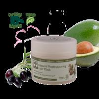 Маска для волос BIOselect Natural Restructuring Hair Mask фото