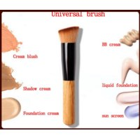 Многофункциональная кисть для макияжа Aliexpress Professional Angled Multifunction Makeup Brush Foundation Brushes High Quality Synthetic Hair фото