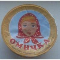 Продукт сырный плавленый Краснобаковские молочные продукты Омичка фото