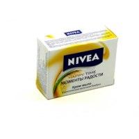 """Мыло  NIVEA Крем-мыло Nivea """"Моменты радости"""" фото"""
