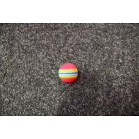 Игрушки для животных Aliexpress Hot Sale 1 Pieces Colorful Pet Cat Kitten Soft Foam Rainbow Play Balls Activity Toys Funny фото