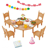 Sylvanian Families Набор для вечеринки фото
