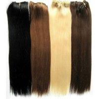 Волосы на заколках, клипсах, трессах - «Волосы на заколках
