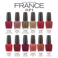 Лак для ногтей OPI French Collection/французская коллекция фото