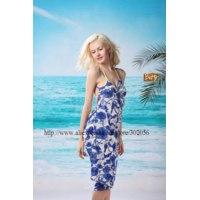 Платье-туника AliExpress Beach dress for Bikini Covers beachwear  фото