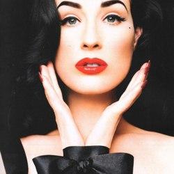 Miss Von Teese аватар
