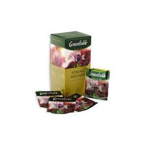 Чай в пакетиках Гринфилд (Greenfield) Spring Melody фото