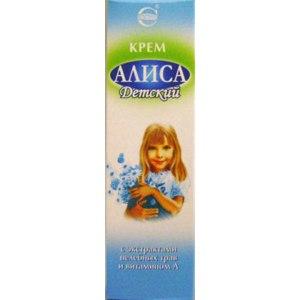 Детский крем ОАО Свобода Алиса  фото