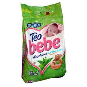Стиральный порошок Teo bebe 2 в 1 фото