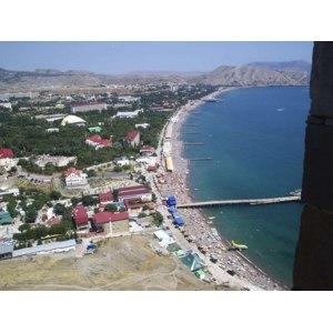 Крым, г. Судак фото
