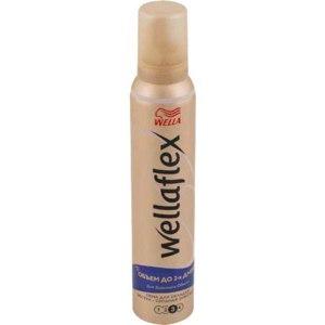 Пена для укладки волос Wella Wellaflex Объем до 2-ух дней фото