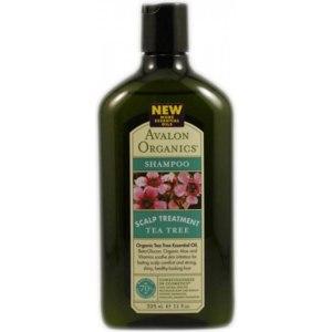 Шампунь Avalon Organics Scalp Treatment Tea Tree фото