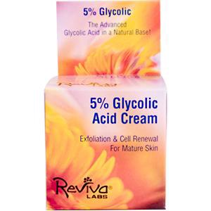 Крем для лица Reviva Labs 5% Glycolic Acid Cream фото