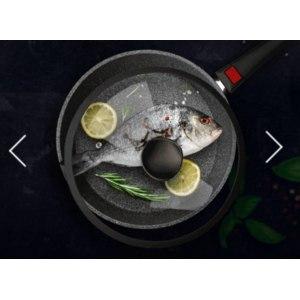Глубокая сковорода Royal Kuchen с крышкой 28 см фото