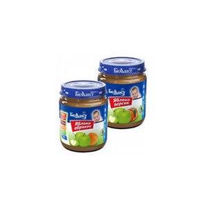 Пюре для детского питания беллакт