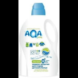 Средство для стирки AQA baby  фото