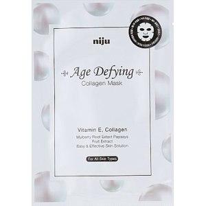 Тканевая маска для лица Konad niju Age Defying Collagen Mask  фото