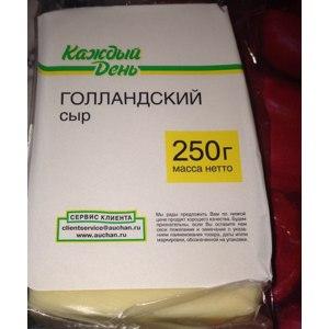 Сыр Каждый день Голландский фото