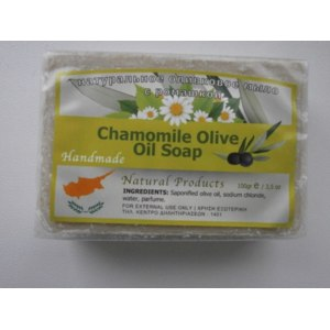Мыло  Natural Products Chramoline Olive oil soap фото