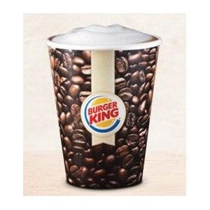 Кофе Burger King / Бургер Кинг Капучино фото