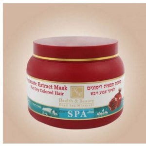 Маска для волос Health & Beauty с экстрактом Граната  фото
