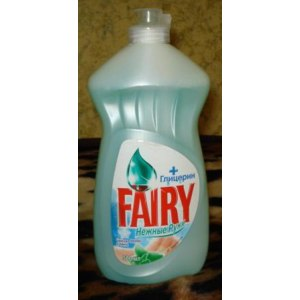 Средство для мытья посуды Fairy  фото