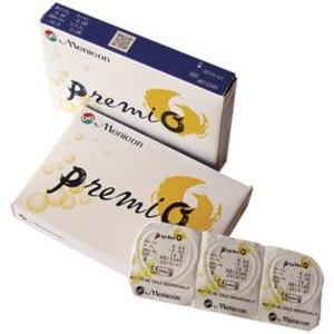 Контактные линзы Menicon PremiO фото