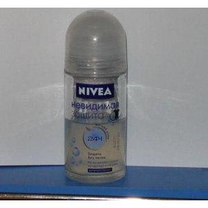 """Дезодорант-антиперспирант NIVEA """"Невидимая защита""""-роликовый фото"""