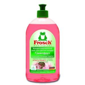 Средство для мытья посуды Frosch Гель концентрированный с ароматом грейпфрута фото