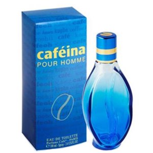 <b>Cafe</b>-<b>Cafe Cafeina Pour Homme</b> - «Лаванда, много-много лаванды.