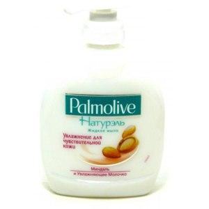 Жидкое мыло Palmolive Натурэль Миндаль и увлажняющее молочко фото
