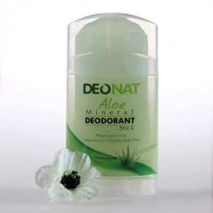 Део-кристалл Rein&Fresh Co DeoNat aloe mineral deodorant stick фото