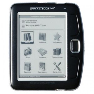 Электронная книга PocketBook 360 фото