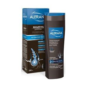 Шампунь для мужчин Alerana активатор роста волос. фото
