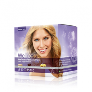 БАД Oriflame Wellness Pack Вэлнэс Пэк для женщин / WellnessPack woman фото