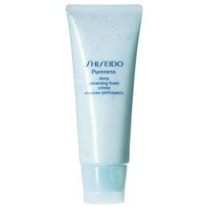 Пенка для умывания Shiseido Pureness Deep Cleansing Foam фото